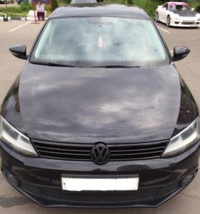 Volkswagen Jetta 6 2013 год