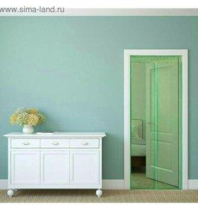 Антимоскитная сетка на дверь