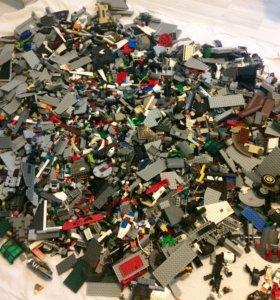 Лего детали,мини модельки
