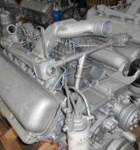 Двигатель ЯМЗ-7511