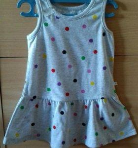 Новые платье и сарафан