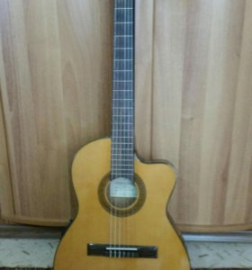 гитара ibanez salvador g5tece-am