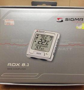Sigma Rox 8.1