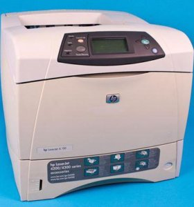 Принтеры HP (без картриджа)