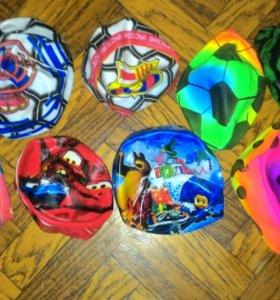 Мячи игровые (новые)