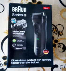 Электробритва Braun 3000 Series 3