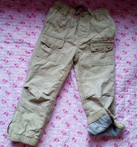 брюки на подкладе
