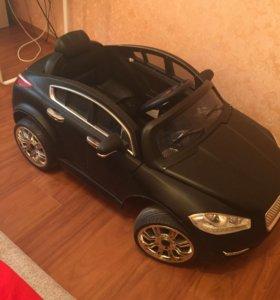 Детский электромобиль Ягуар