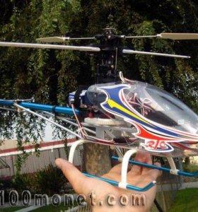 Вертолёт 3D