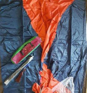 Палатка 2.2×3×1.7