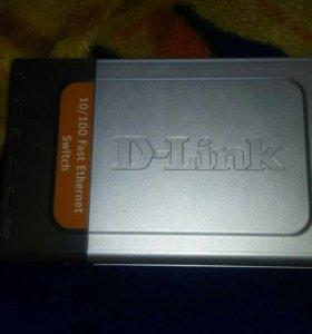 Свитч D-Link