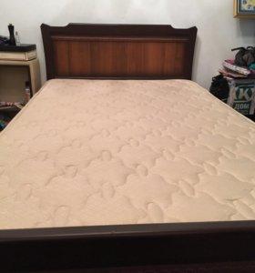Кровать полторашка