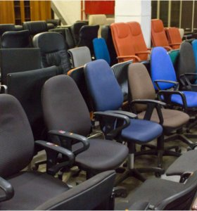 Кресло компьютерное в ассортименте