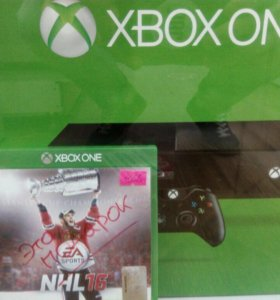 Xbox one. 500 GB