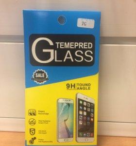 Защитное стекло для iPhone7