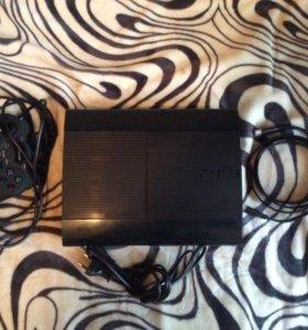 PS3 super slim, 500gb.