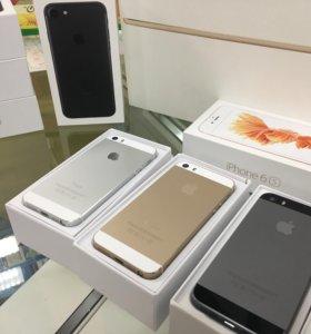 iPhone новый 5s 16 gb