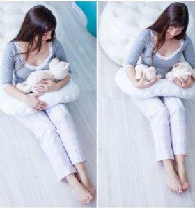 Подушка для кормления и присаживания малыша
