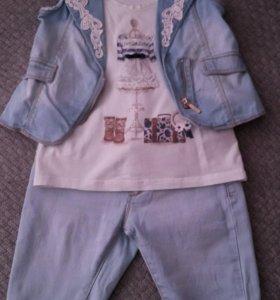 Комплект для девочки Mayoral