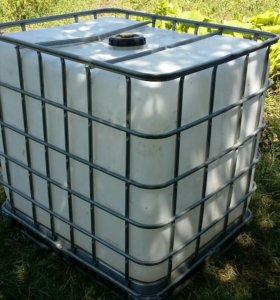 Куб герметичный