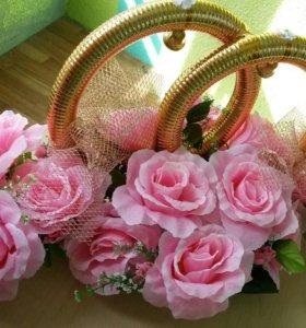 Свадебные украшения, подарки!!!