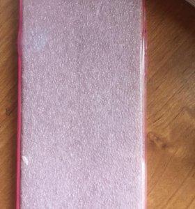 Чехол на iPhone 6/6s розовый