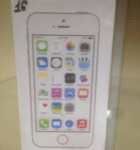 iPhone 5s 16g новые