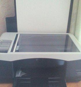 Мфу 3 в 1(принтер, сканер, копир) HP Deskjet F2180