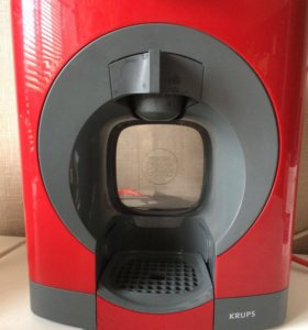 Капсульная кофемашина dolce gusto krups kp110510