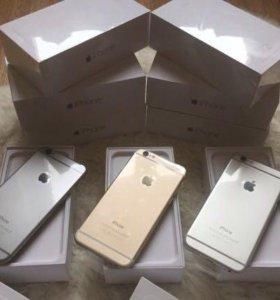 Запечатанные iPhone 4s/5s/6/6s