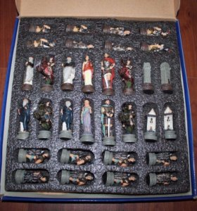 Шахматы Golden Future Collector edition Chess Set