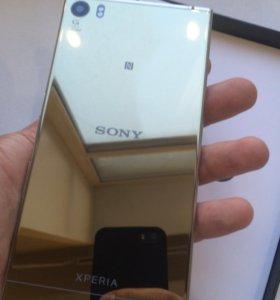 Sony xz золото новый