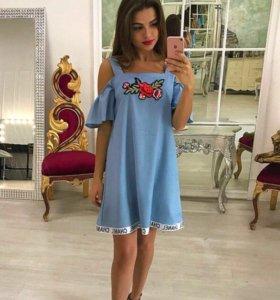 Новое платье, не б/у