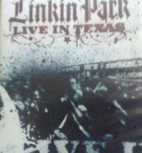 DVD Linkin park live in texas