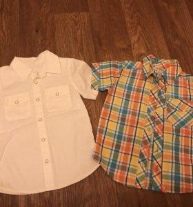 Рубашки для мальчика,4 шт.