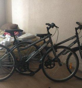 Велосипед 2 шт