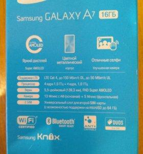 Samsung GALAXY A7+Samsung Gear 2neo+2чехла для тел