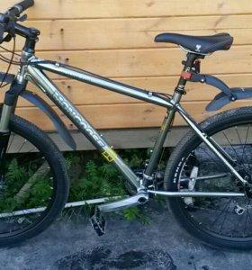 Велосипед mangoose meteor