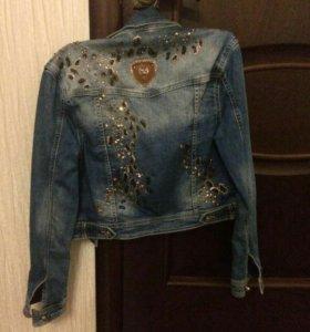 Куртка джинсовая APPLAUSE,Турция
