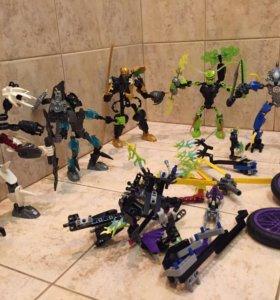 Лего роботы (бионикл)