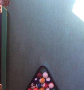 Бильярдный стол детский 61x120