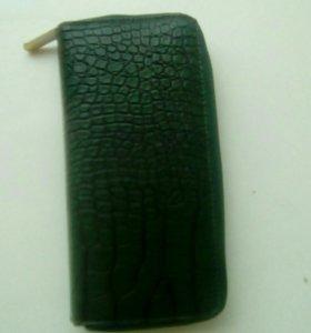 Зелёный кошелёк