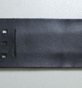Ремешок для часов (напульсник) кожаный новый