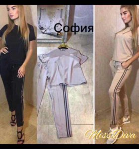 Новый костюм dolce gabbana бренд штаны италия