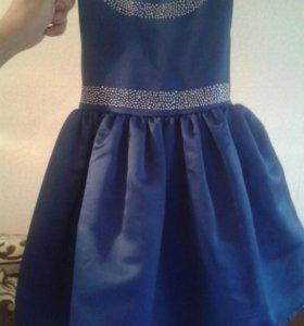 Платье  (2-3 года)