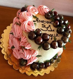 Домашние торты и сладости на заказ