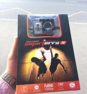 Экшн-Камера smart era b8