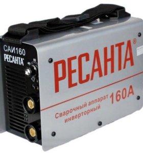 Инверторная сварка Ресанта САИ-190А