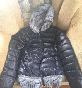 Куртка осенняя.
