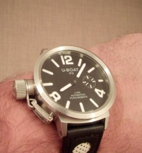 Часы мужские U-boat (б.у.)